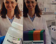 محلول rna later   100 cc  محصول کمپانی genall