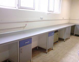 رویه سرامیک سکو های آزمایشگاهی