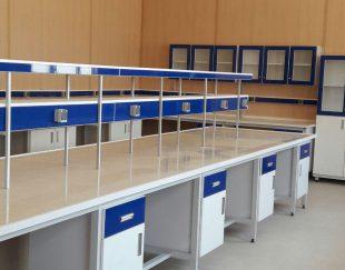 سکوبندی و کابینت آزمایشگاهی به ازماسکوسامان