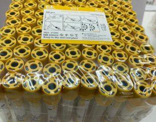 نام محصول: لوله خلا ژلدار 100*13 زرد