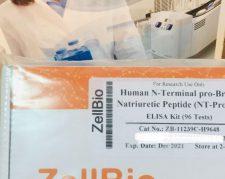 کیت الایزا HUMAN NT-PRO BNP ELISA KIT